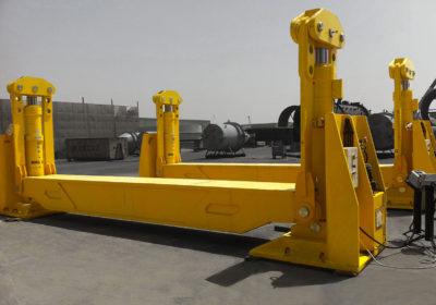 200 ton Hydraulic Jacking Columns