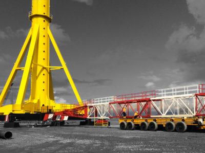 Heavy Lift Tower Cranes